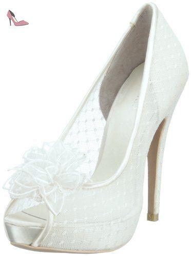 Chaussures Menbur Wedding blanches femme kn93tsVD
