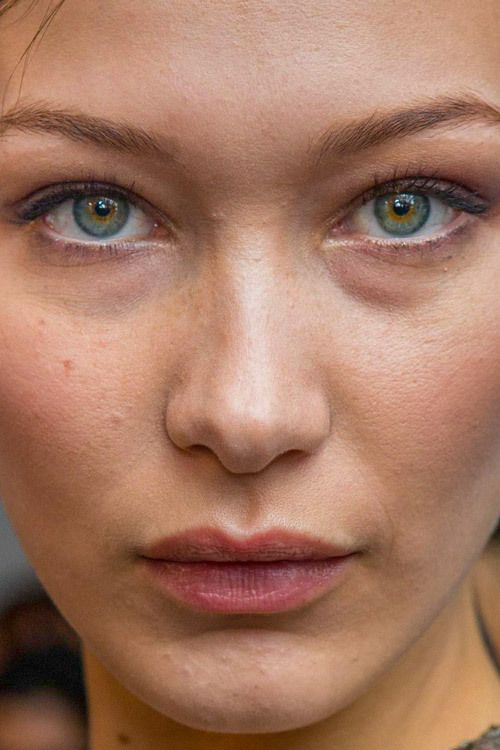 Bella Hadid Bella Hadid Model Cosmetics Makeup Make Up