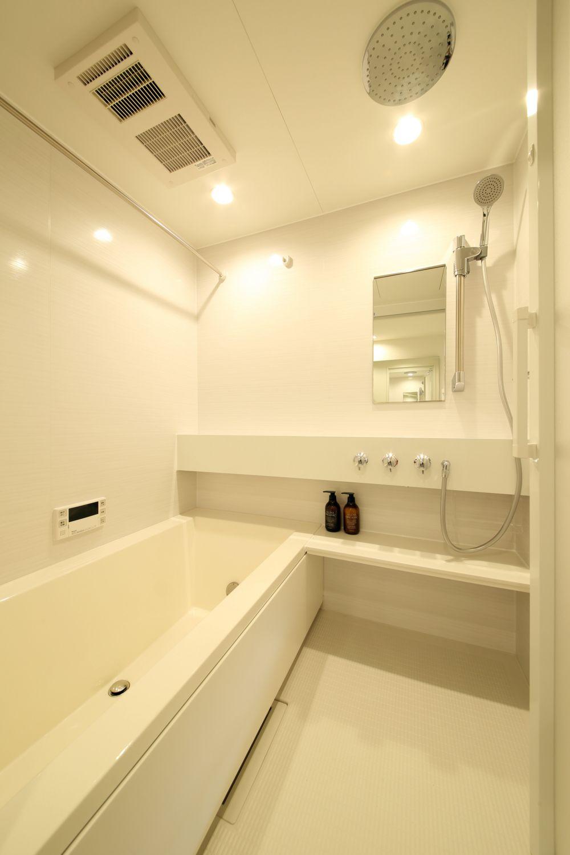 光の部屋 究極のシンプルモダン 京都のマンションリフォーム