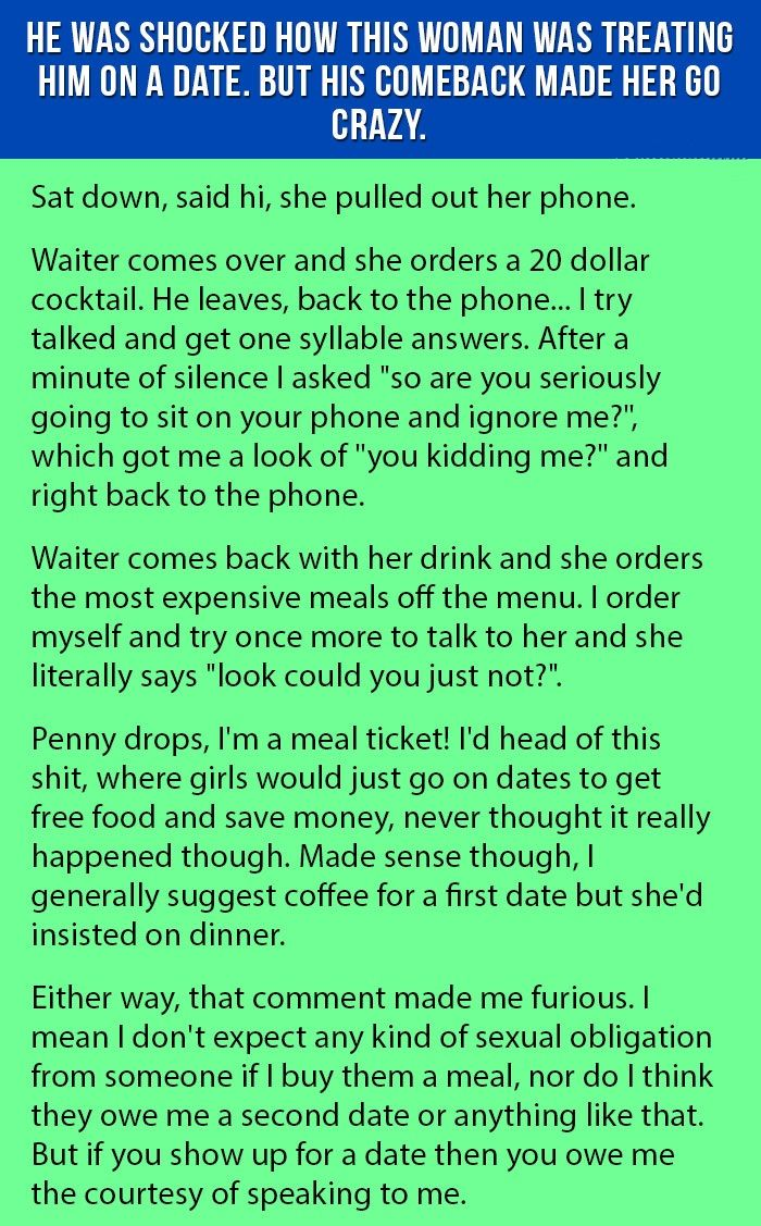 what does a second date mean to a woman