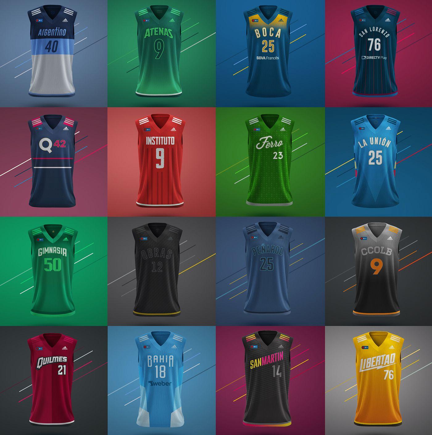 La Liga Jerseys Concept On Behance