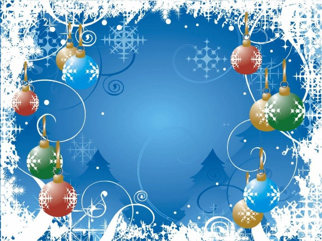 Cute Christmas Backgrounds  Is The Lovely Cute Decoration Bulbs
