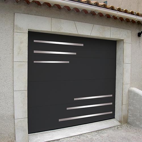 Portes de garage sectionnelle – Design à bon prix