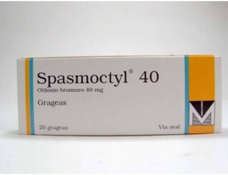 Pa Otilonio Bromuro Pertany Al Grup A03a Antiespasmodic Indicacions Colon Irritable Gastritis Estrenyiment Espasmodic Evitar Lactancia Amb Recepta Oral