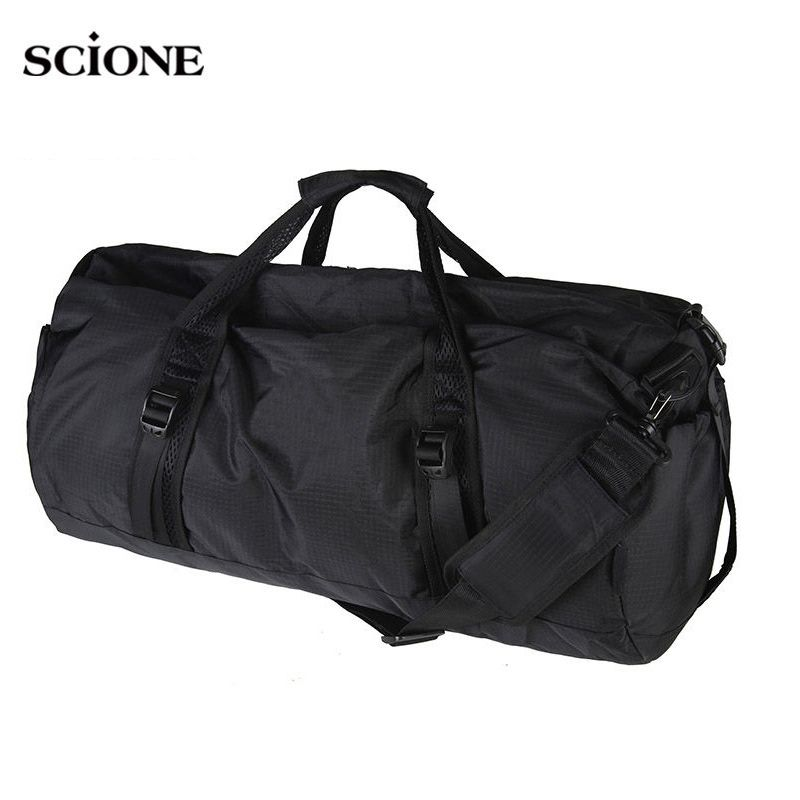 Nylon Outdoor Male Sport Bag Professional Men And Women Fitness Shoulder  Gym Bag Sports Training Female Yoga Duffel Bags XA54WA  Affiliate 1d9cdfe712740