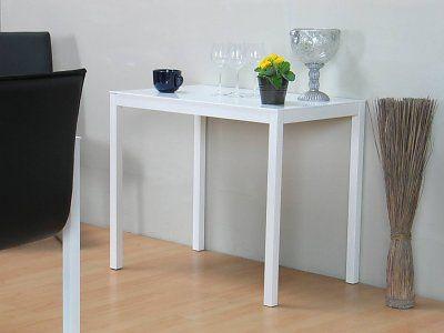Witte Hoogglans Sidetable.Bijzettafel Sidetable Boston Wit Hoogglans Design Ideeen Voor Het