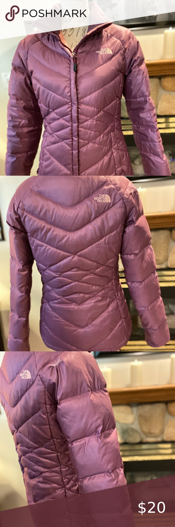 Purple Puffer Jacket By The North Face Purple Coat Clothes Design The North Face [ 1740 x 580 Pixel ]