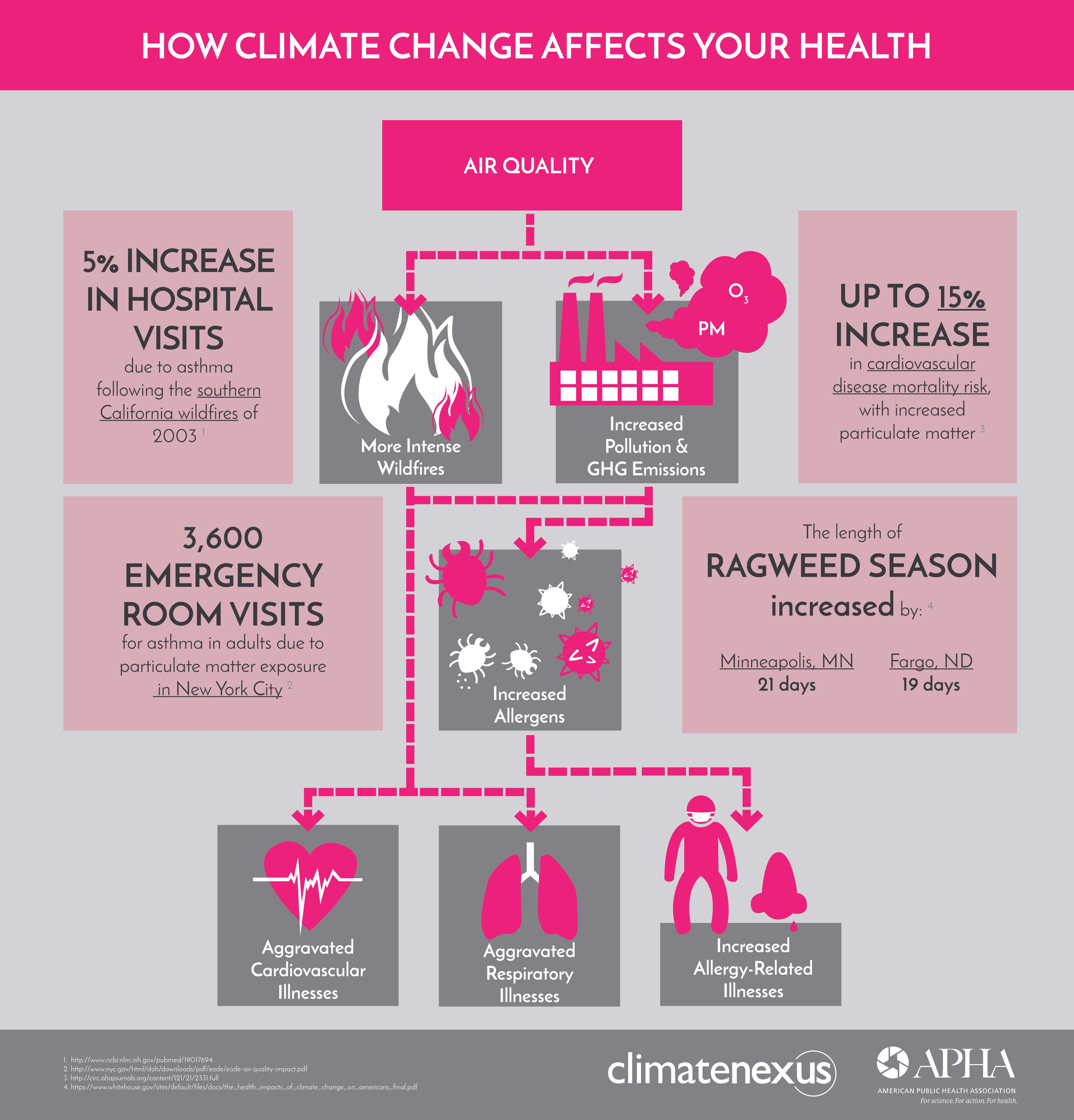 air pollution and its impact on public health