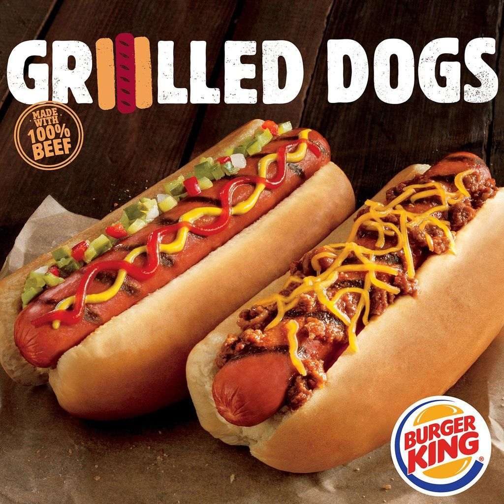 forget the whopper burger king is now thinking dogs the fast