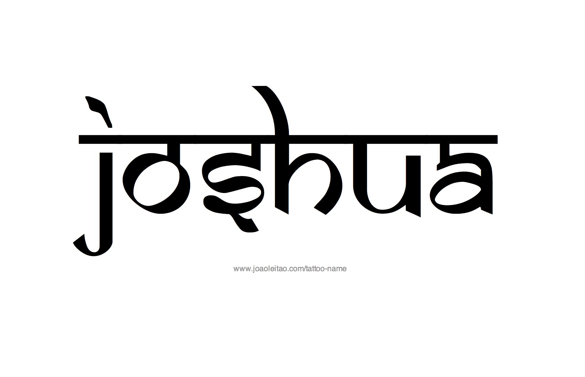 Joshua Name Tattoo Designs Name Tattoo Designs Name Tattoo Name Tattoos