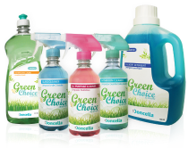 Green Choice By Doncella Productos De Limpieza Biodegradables