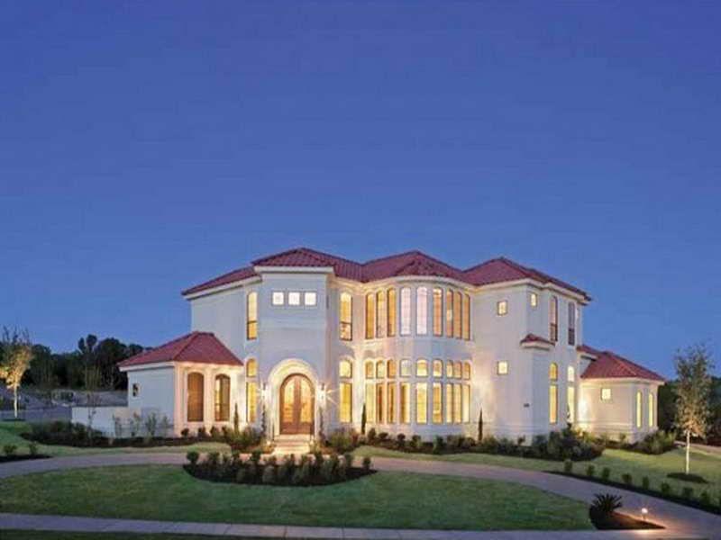 Huge Modern Houses giant house plans for luxury design ideas - http://www