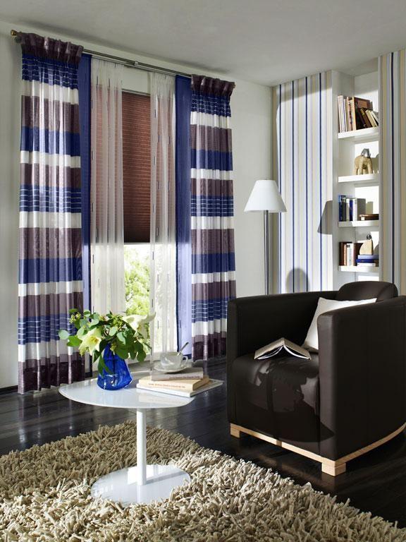 fensterdekoration ocean von unland fenster plissee gardinen vorh nge und sonnenschutz. Black Bedroom Furniture Sets. Home Design Ideas