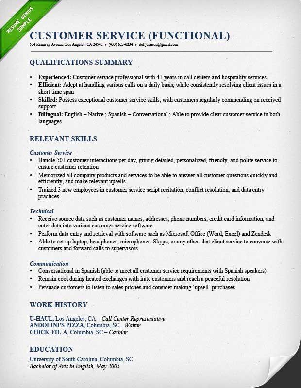 19 Functional Resume Samples Ideas Functional Resume Resume Functional Resume Samples