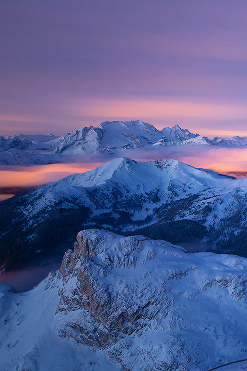 Blue Mountains Italy By Filippo Moretti Mountains Beautiful Landscape Photography Blue Mountain
