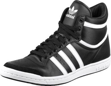 Adidas Top Ten Hi Sleek W Schuhe black1wht | Black shoes