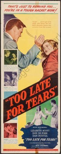 Watch Too Late for Tears Full-Movie Streaming