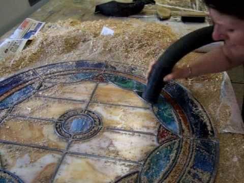 stained glass repair #glassrepair