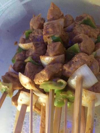 تتبيلة شيش طاووق الدجاج بالصور من Dudeeta Recipe Food Asparagus Vegetables