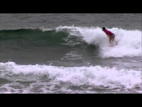 Roxy Pro Day 1 Highlights