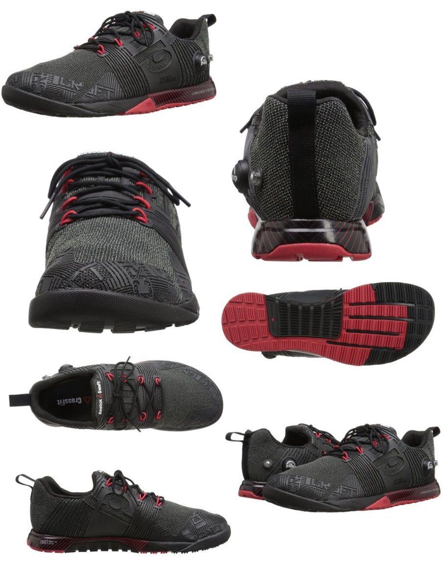 7810318bf7008d Reebok Men s R Crossfit Nano Pump FS Cross-Trainer Shoe