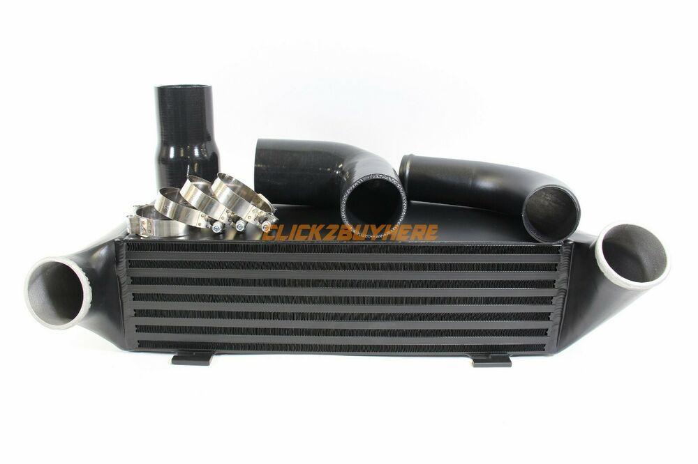 Plm Intercooler Kit Fits Bmw 135i 335i N54 N55 E82 E90 E92 Black Ebay Bmw Cars Trucks Ebay