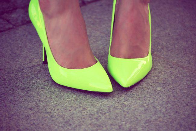 my neon heels more on my blog: http://www.musthavefashion.pl/neonowe-szpilki-i-okulary-a-la-prada-neon-heels-and-sunglasses-ala-prada/#