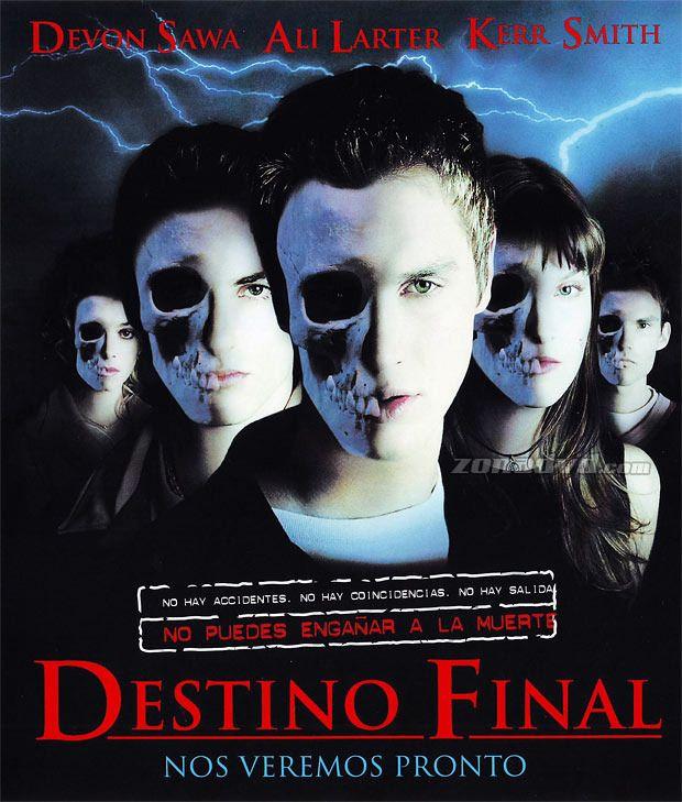 Destino Final 2000 James Wong Ver Peliculas Completas Pelicula De Terror Peliculas Cine