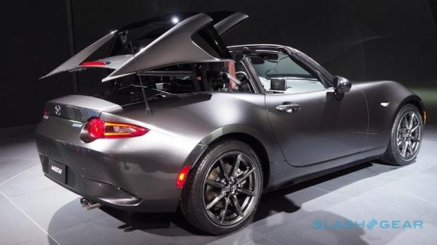 Mazda mx 5 rf release date