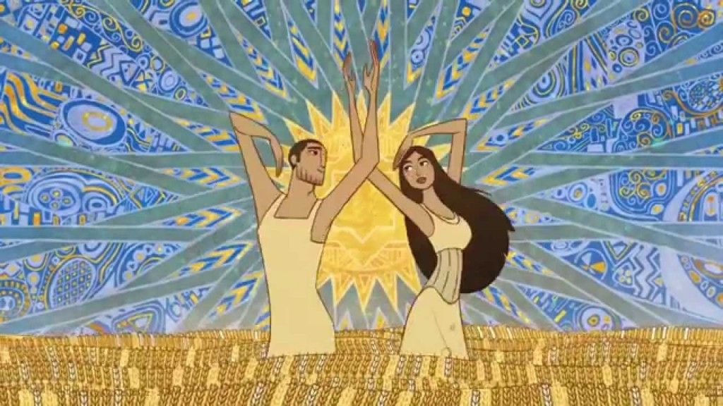 Kahlil Gibran's: The Prophet – A Movie The Will Inspire You To Sing