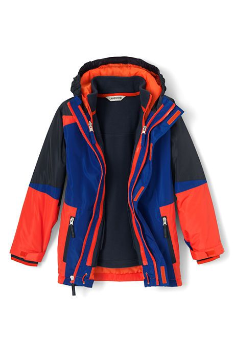86de5b571 Boys Stormer 3-in-1 Parka