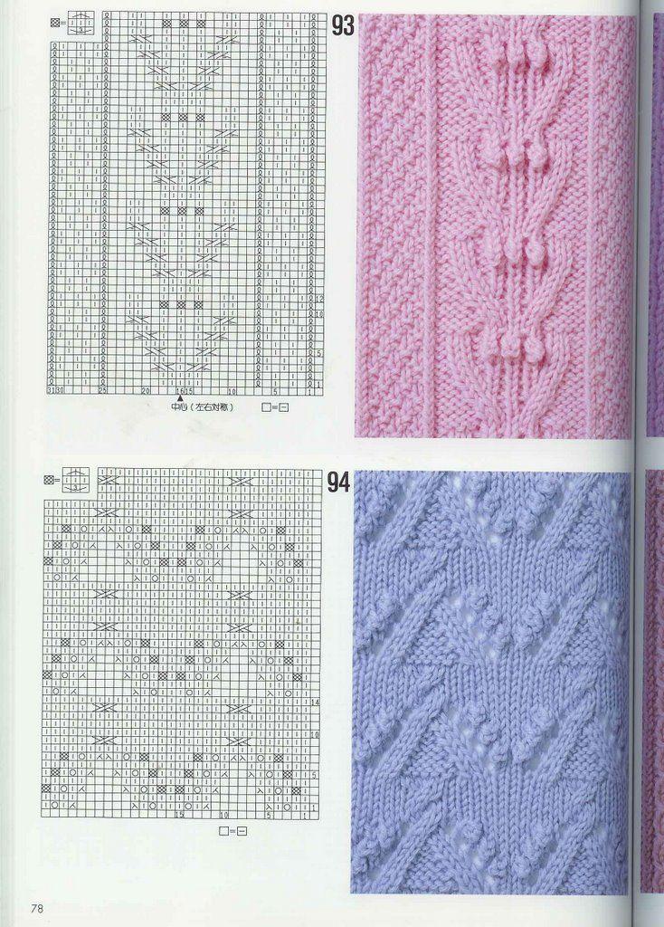 Picasa Web Albums | Knitting Stitches | Pinterest | Puntadas ...