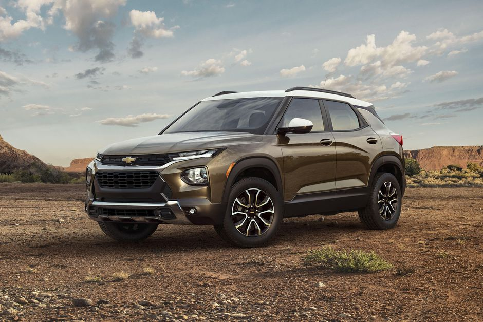 2021 Chevy Trailblazer Debuts At La Auto Show Priced Under 20 000 Chevy Trailblazer Chevy Chevrolet Trailblazer