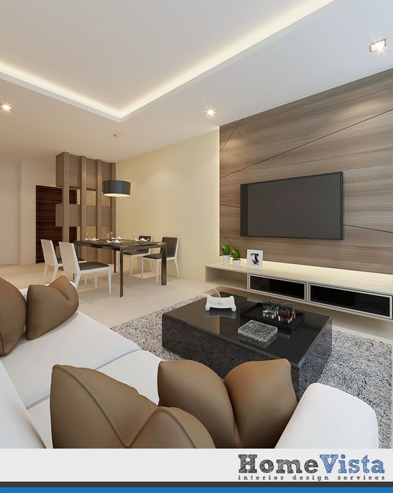 HDB 4A - Design Ideas @ Blk 523 Tampines Central - Interior Design Singapore: