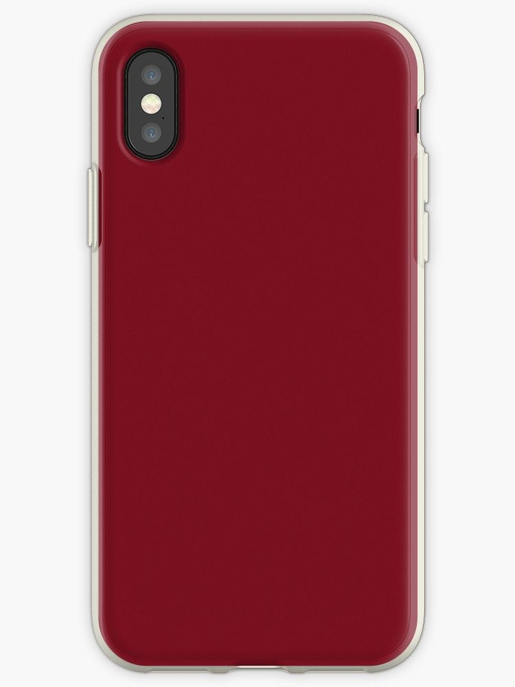 Deep dark red pear 2018 fall winter color trends iphone
