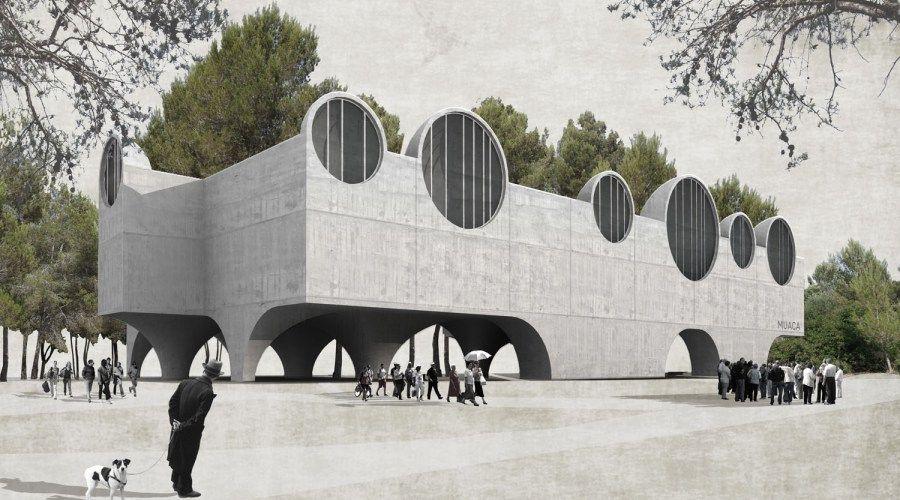 Museo arqueológico de Calvià, TEd'A arquitectes – BETA