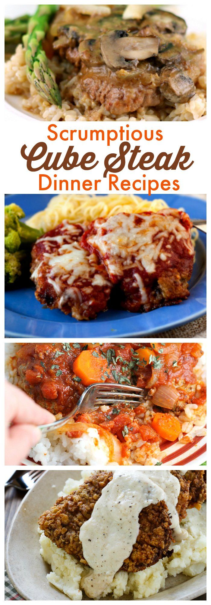 Photo of 6 Best Cube Steak Dinner Recipes – How to Cook Cube Steak