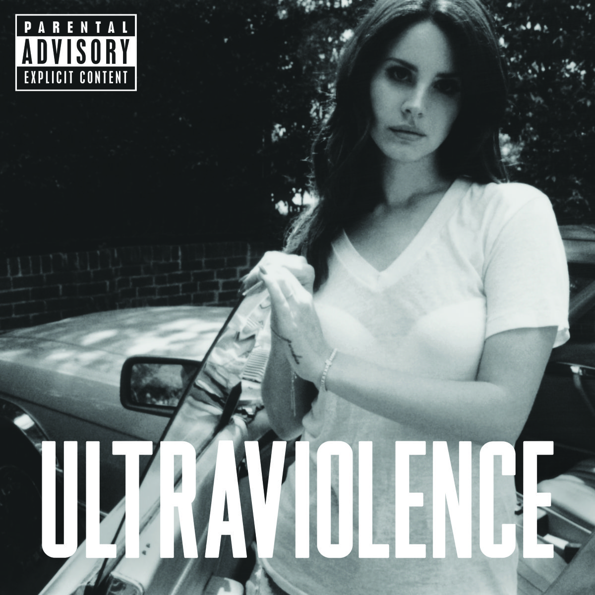 Lana Del Rey, Ultraviolence - pretty excited bc I just pre-ordered this bad boy. Can't wait to get the whole album on June 17th!!!