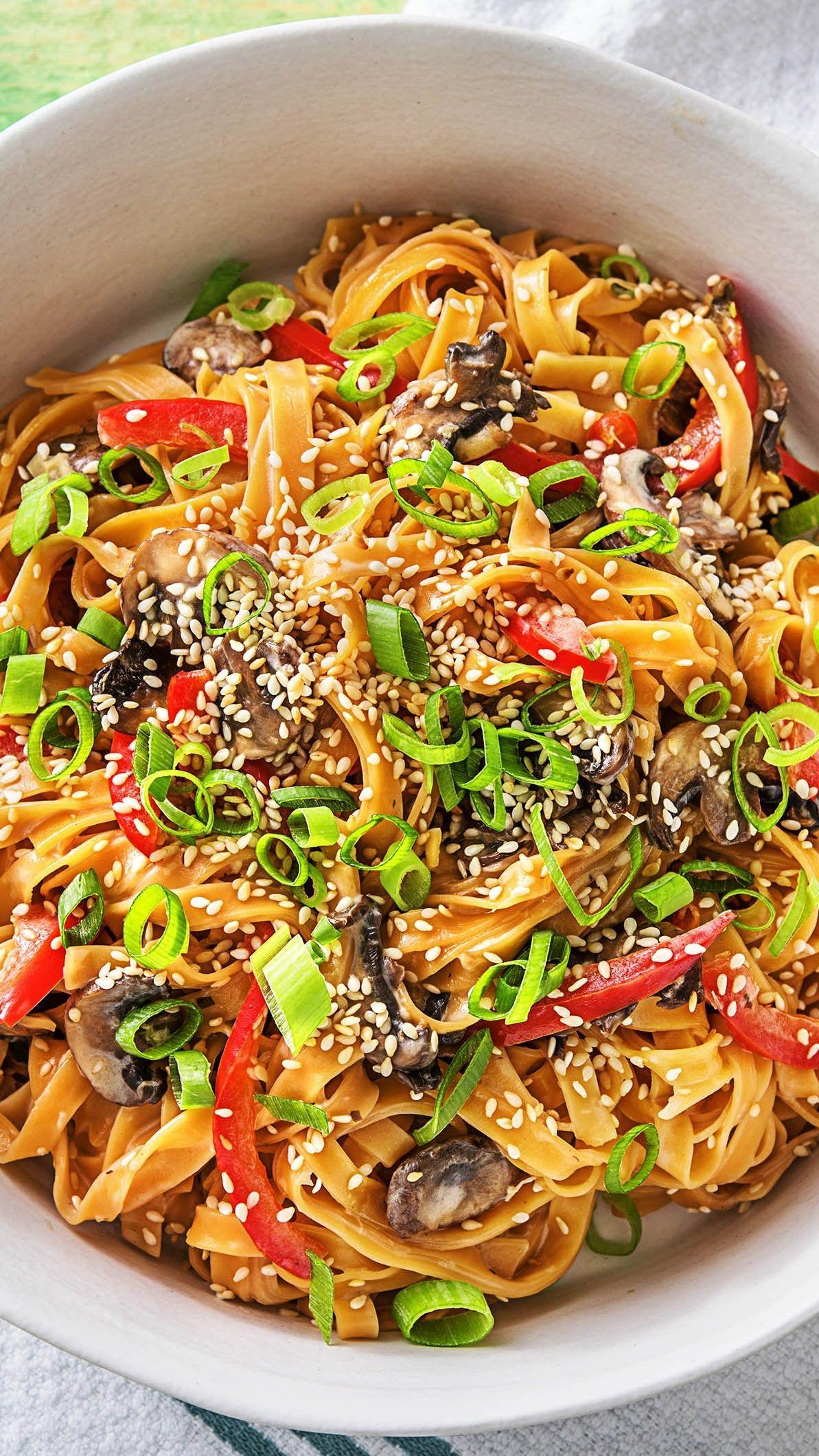 Photo of Chili noodle pan with lemongrass recipe HelloFresh