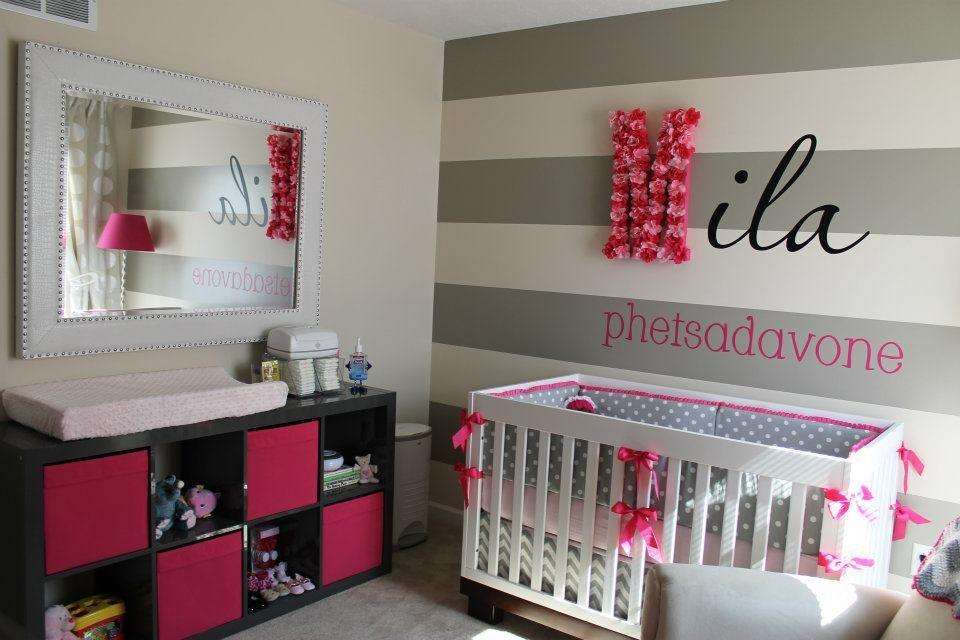 Girls Modern Baby Nursery Diy Nursery Wall Art Modern Baby