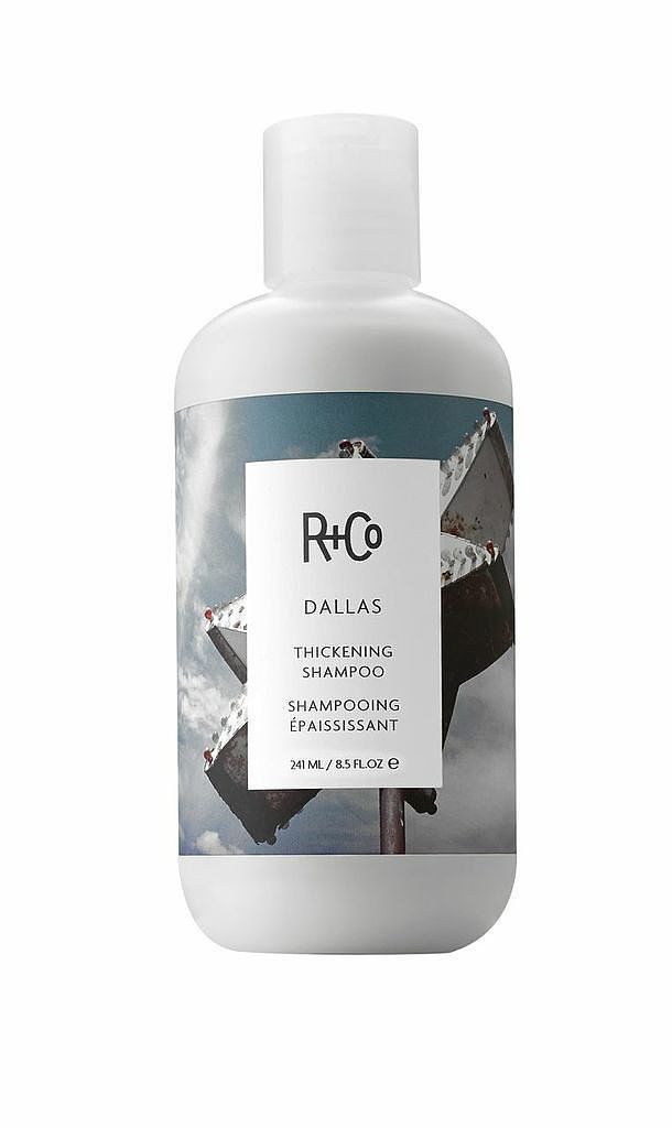Introducing R Co The Prettiest Packaged Hair Care Yet Thickening Shampoo Volumizing Shampoo Shampoo
