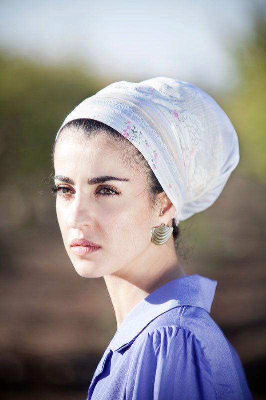 Romantic Baby Pink Sinar Tichel   Romantic, Head coverings and Bandanas