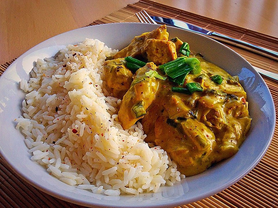 Photo of Chicken Curry by Gemini_s | chef