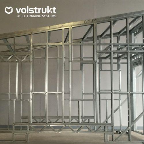 Volstrukt Aglie Framing Systems Steel Frame Tiny House