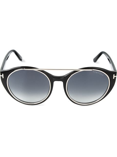 1b2d17ab9c2 Shop Tom Ford  Joan  sunglasses in Idrisi from the world s best ...