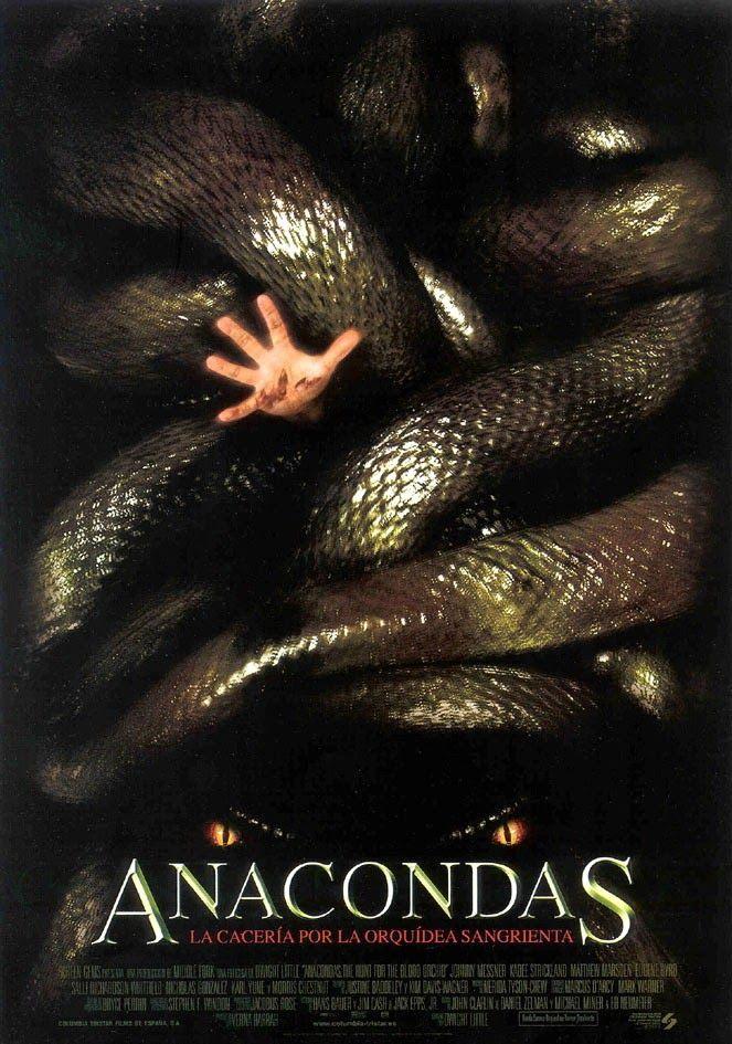 anaconda la caceria de la orquidea sangrienta