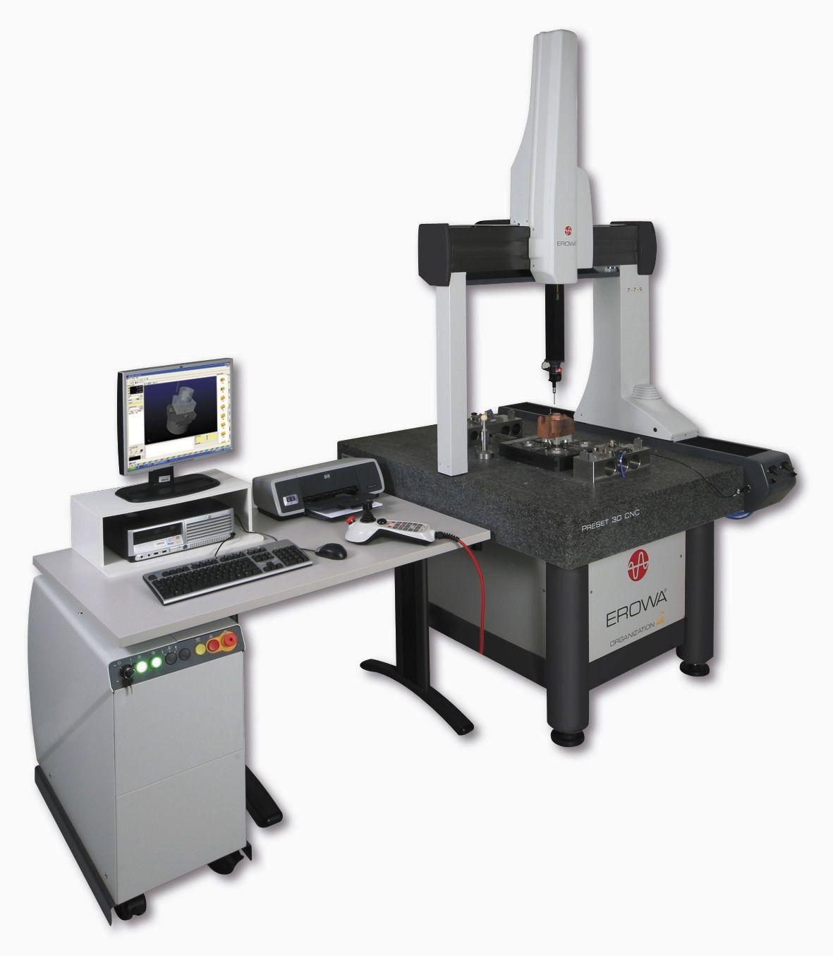 Máquina De Medición De Coordenadas (CMM) De Alta Precisión