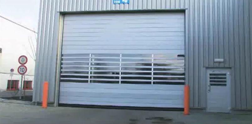 Hormann Flexon Speed Guardian 4000 U In 2020 Garage Door Styles Garage Door Types Garage Doors
