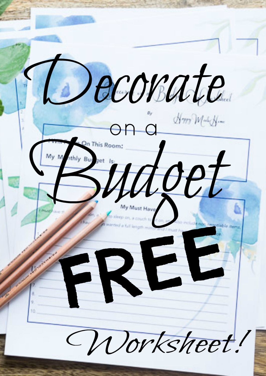 She helps you create an action plan for decorating your home on YOUR ...