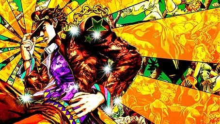 Download Free Jojo's Bizarre Adventure Digitally Colored